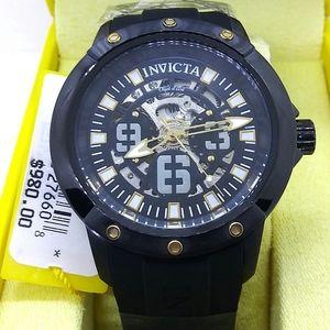 Wednesda sale,$980 NEW Invicta Automatic men watch